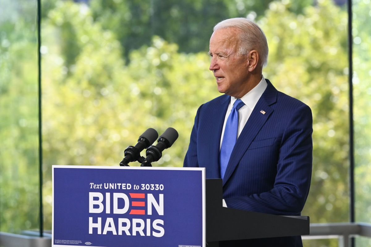 Biden responderá dudas de votantes durante la noche del debate virtual si Trump no asiste