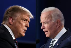 EN VIDEO Y EN VIVO: Aquí puedes seguir el debate presidencial entre Trump y Biden