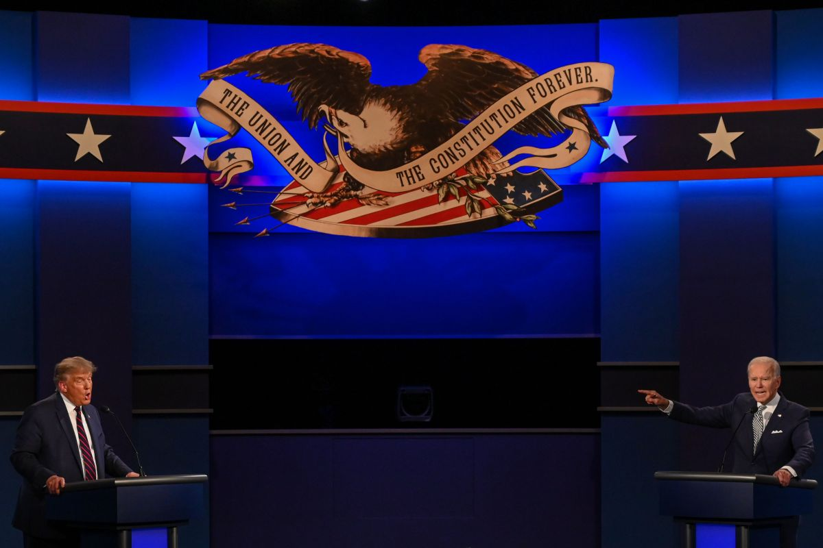 """Biden se perfila como ganador de la elección, pero el demócrata teme que Trump quiera ganar """"a la mala"""""""