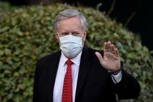 """Jefe de Gabinete de Trump: """"No vamos a controlar la pandemia"""""""