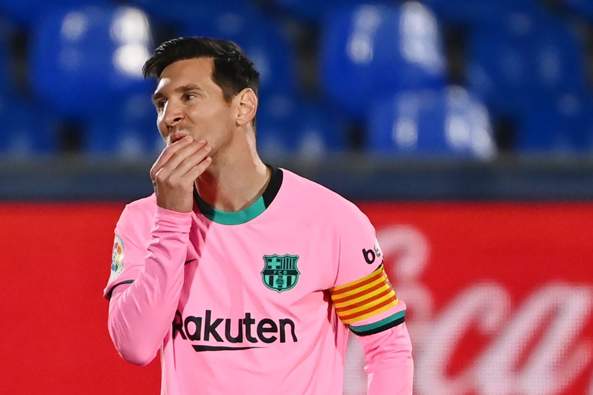 """""""Su rendimiento podría ser mejor, pero no tengo queja de Messi"""": Ronald Koeman justificó a su estrella tras la derrota del Barça"""