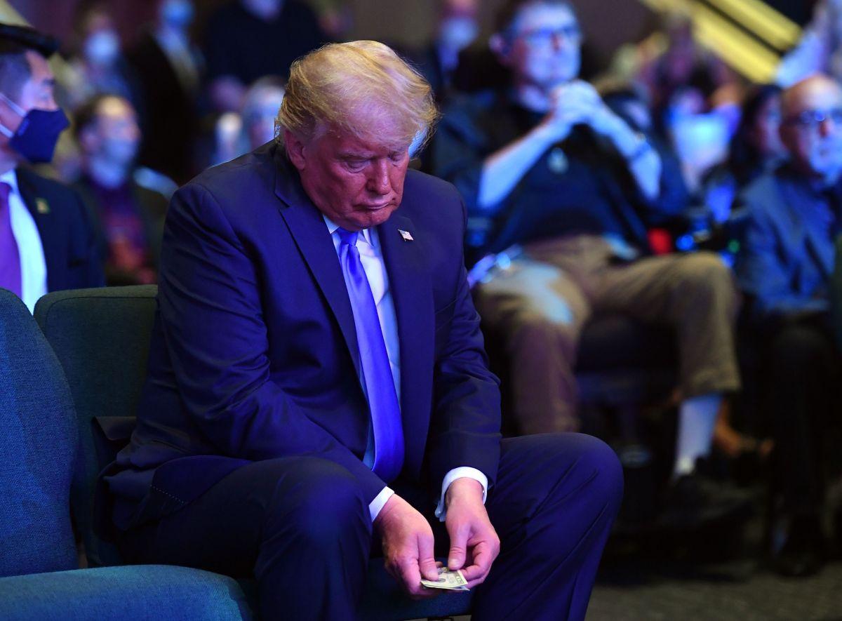 Lo que pasaría en Estados Unidos si Trump desconoce los resultados de las elecciones