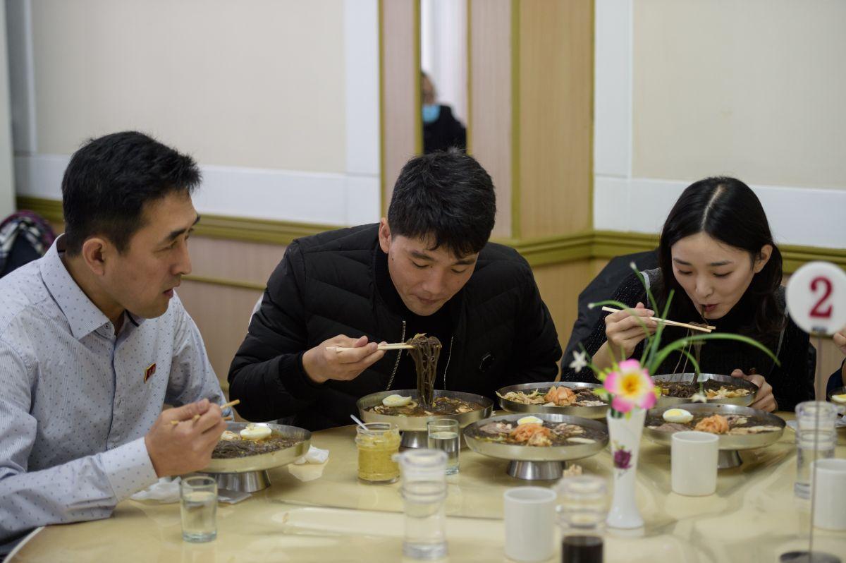 Nueve integrantes de una misma familia fallecen después de comer un plato de fideos
