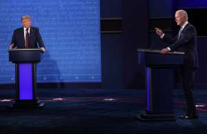 Biden llega a debate liderando encuestas, pero Trump todavía puede dar la sorpresa