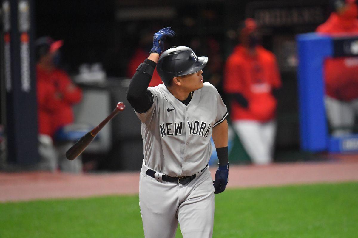 Los Yankees avanzan en los playoffs gracias a su héroe colombiano Gio Urshela