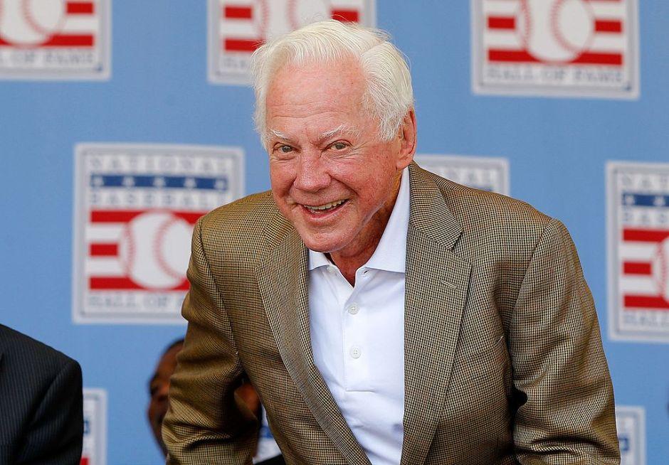 Muere a los 91 años 'Whitey' Ford, legendario pitcher de los Yankees de Nueva York