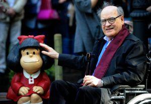 Mafalda por siempre, gracias Quino