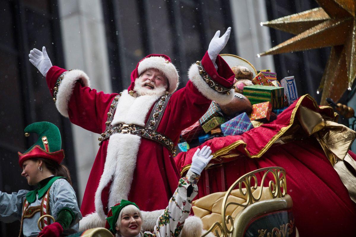 Malas Noticias: Santa Claus no visitará las sucursales de Macy's por primera vez en 159 años