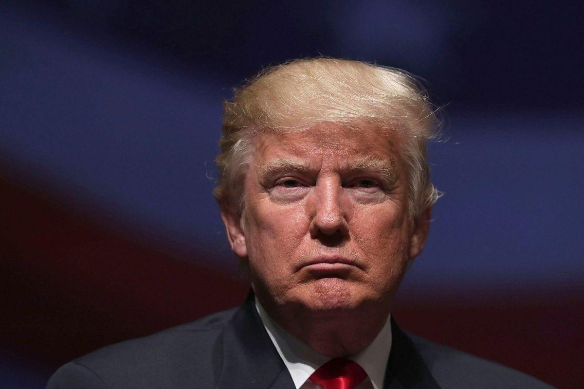 "Presidente vota en Florida: ""Voté por un tipo llamado Trump"""