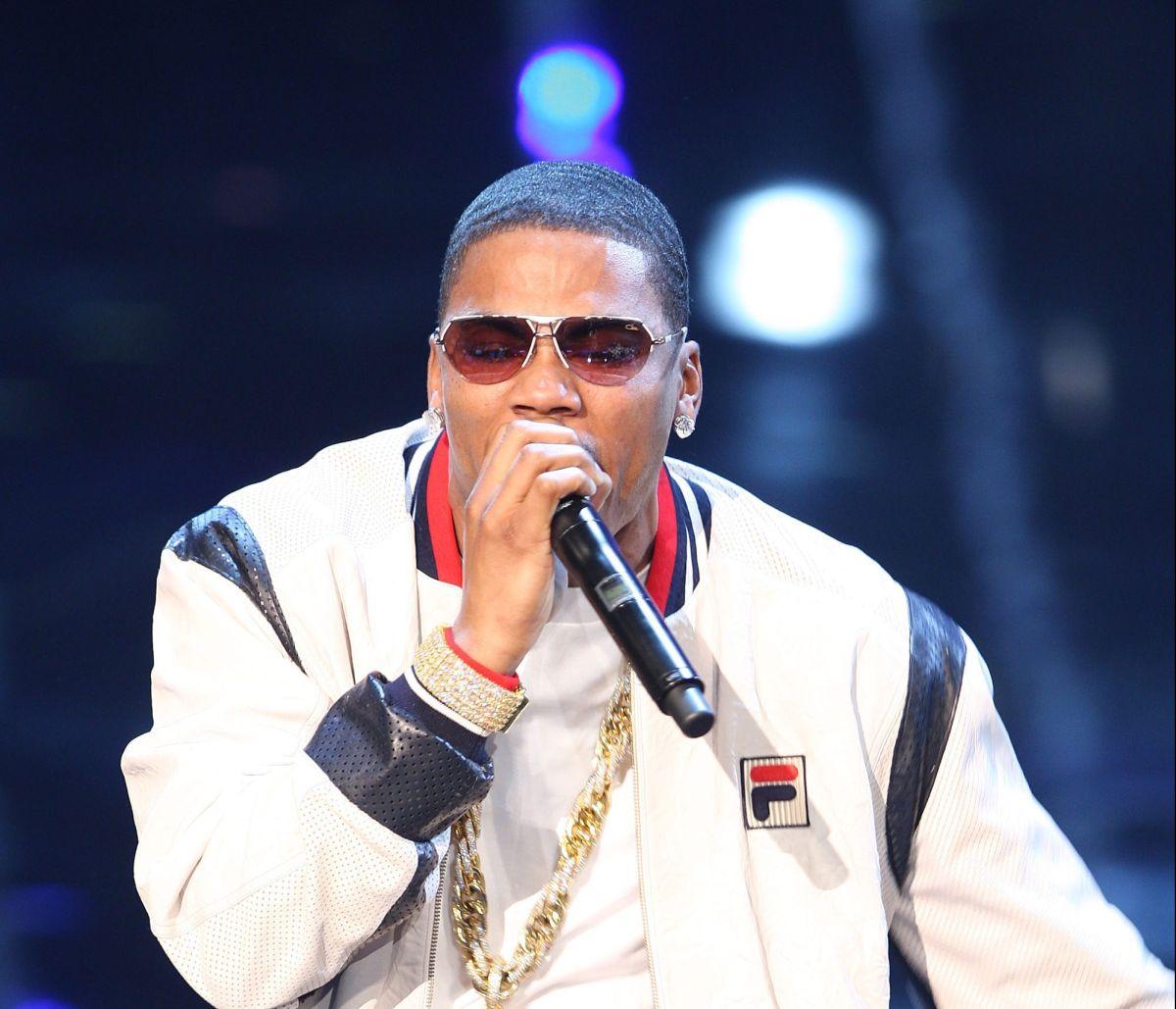 El rostro de Nelly aparece en una lata de edición limitada de Budweiser para celebrar 20 años de música