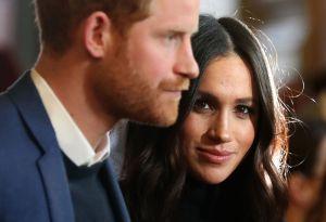 Meghan Markle quiso darle su apoyo y cariño a la reina Isabel II, tras la muerte del príncipe Felipe