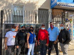Otro ataque con machete en bodega de El Bronx advierte sobre grave inseguridad