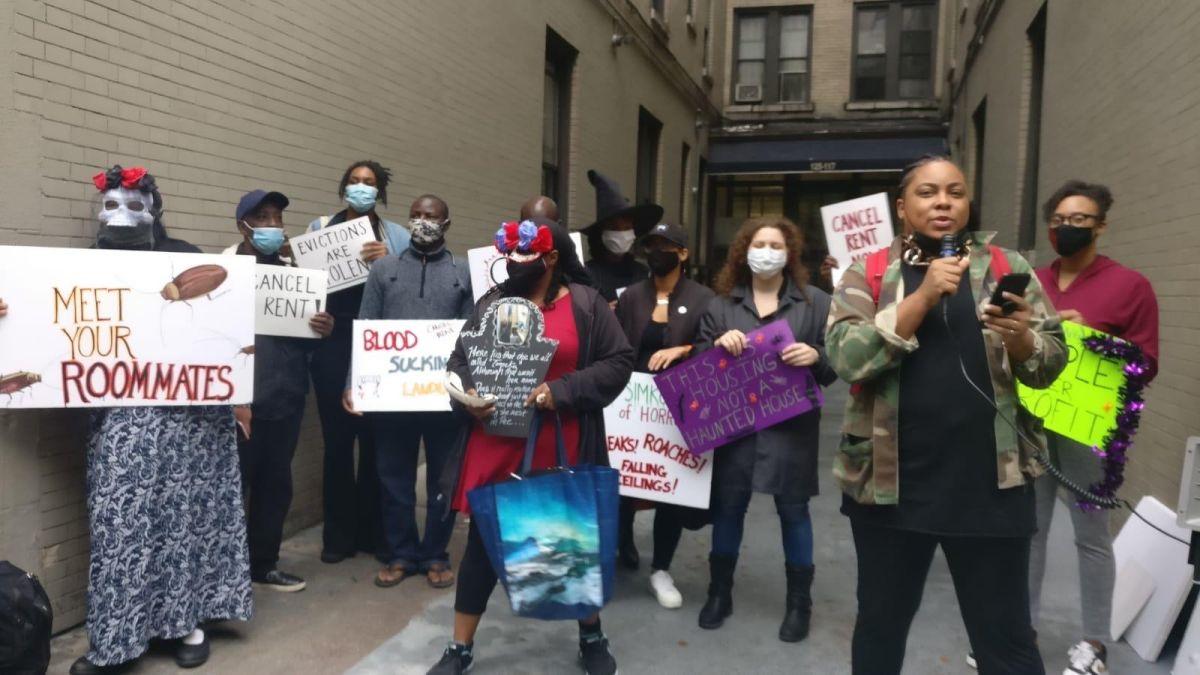 Inquilinos instan que Legislatura apruebe paquete de ayuda para para frenar desalojos