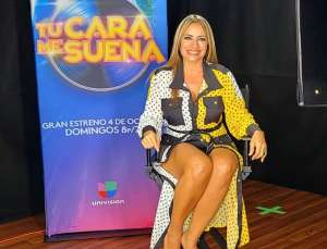Melina León sigue hospitalizada luchando contra el coronavirus
