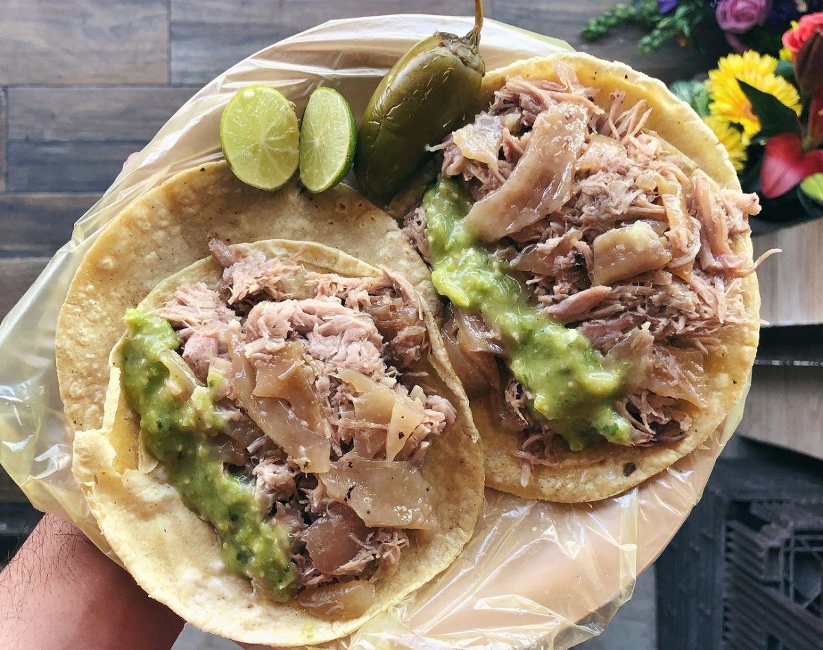¿Cuál es la comida que más extrañan los mexicanos en el extranjero?