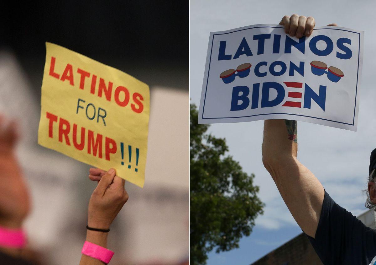 Podcast 'El Diario Sin Límites': Mitos y verdades sobre el voto latino para Trump y Biden