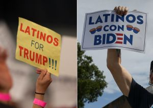 Votantes latinos aplican poco su poder electoral. ¿Será diferente el 3 de noviembre?