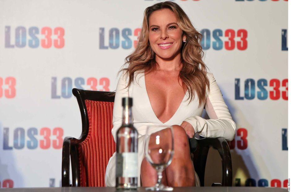 """Kate del Castillo protagonizará un """"reality show"""" donde habrá mucho tequila"""