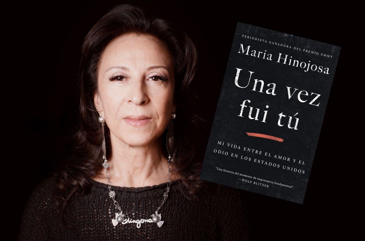 """María Hinojosa a latinos: """"Hay que comernos ese miedo"""""""