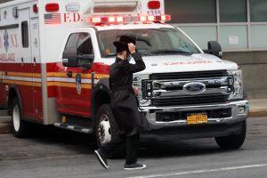 Tasa de infección de COVID-19 en 'Zonas Rojas' de Nueva York se mantienen en 4.84%