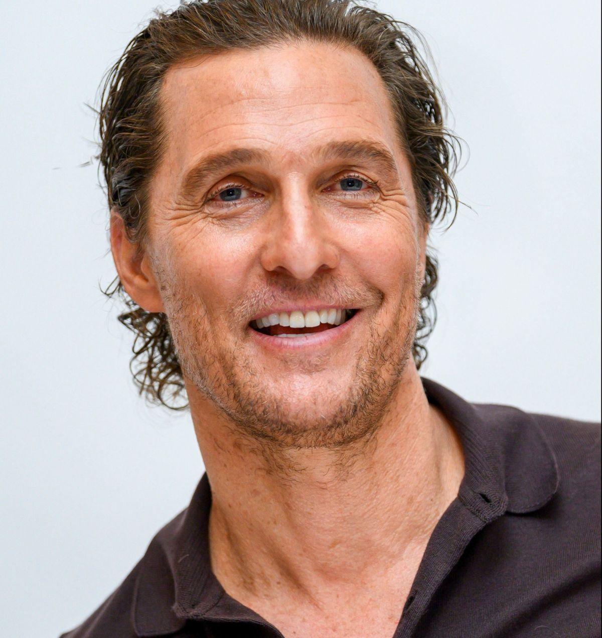 """""""Tuvo un infarto cuando alcanzó el clímax"""", actor Mattew McConaughey revela que su papá murió teniendo relaciones"""