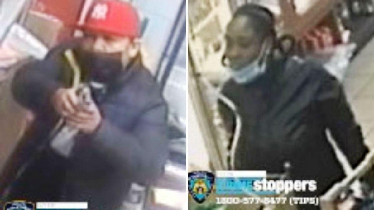 Joven baleado en una bodega del Bronx; NYPD busca a hombre y mujer sospechosos