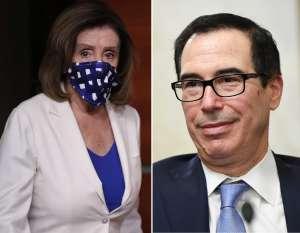 Avanza acuerdo para nueva ayuda económica de $1,200 con respaldo del Senado