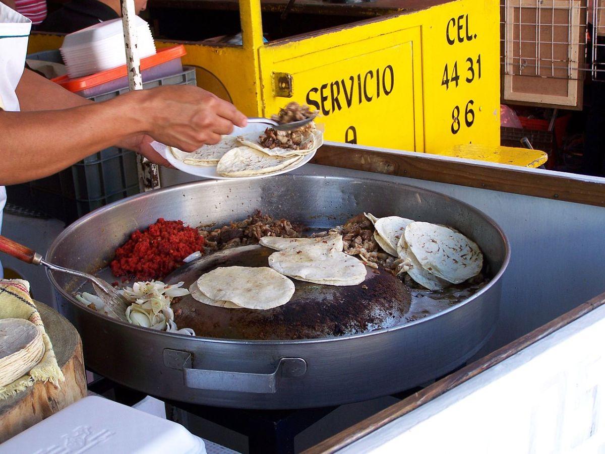 Cuáles son los 5 tacos más populares de México