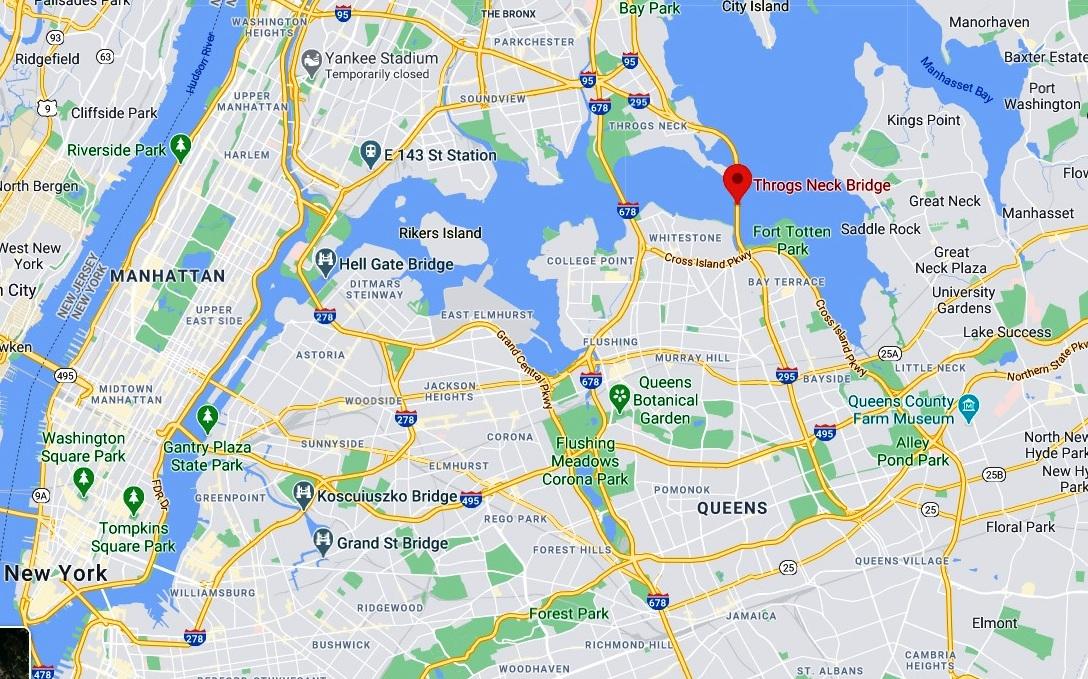FAA: una mujer murió y un hispano herido en hidroavión que se estrelló en Queens
