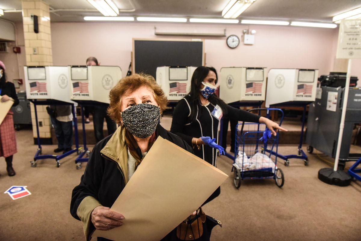 La Junta de Elecciones extiende los horarios para votar por adelantado a partir del viernes en NYC