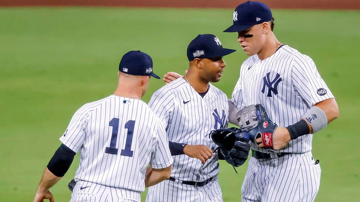 Yankees gana y manda la serie contra Rays al juego de vida o muerte