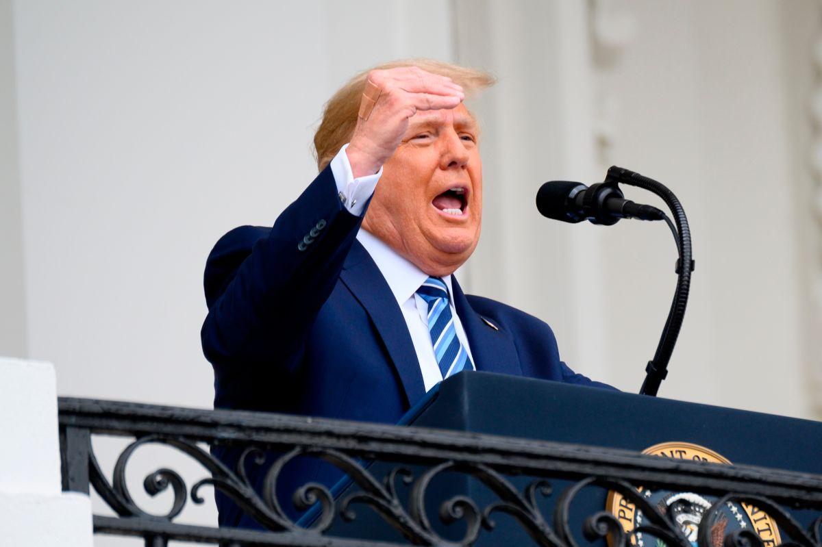 """Trump atrae a los """"machos latinos"""", según reporte"""