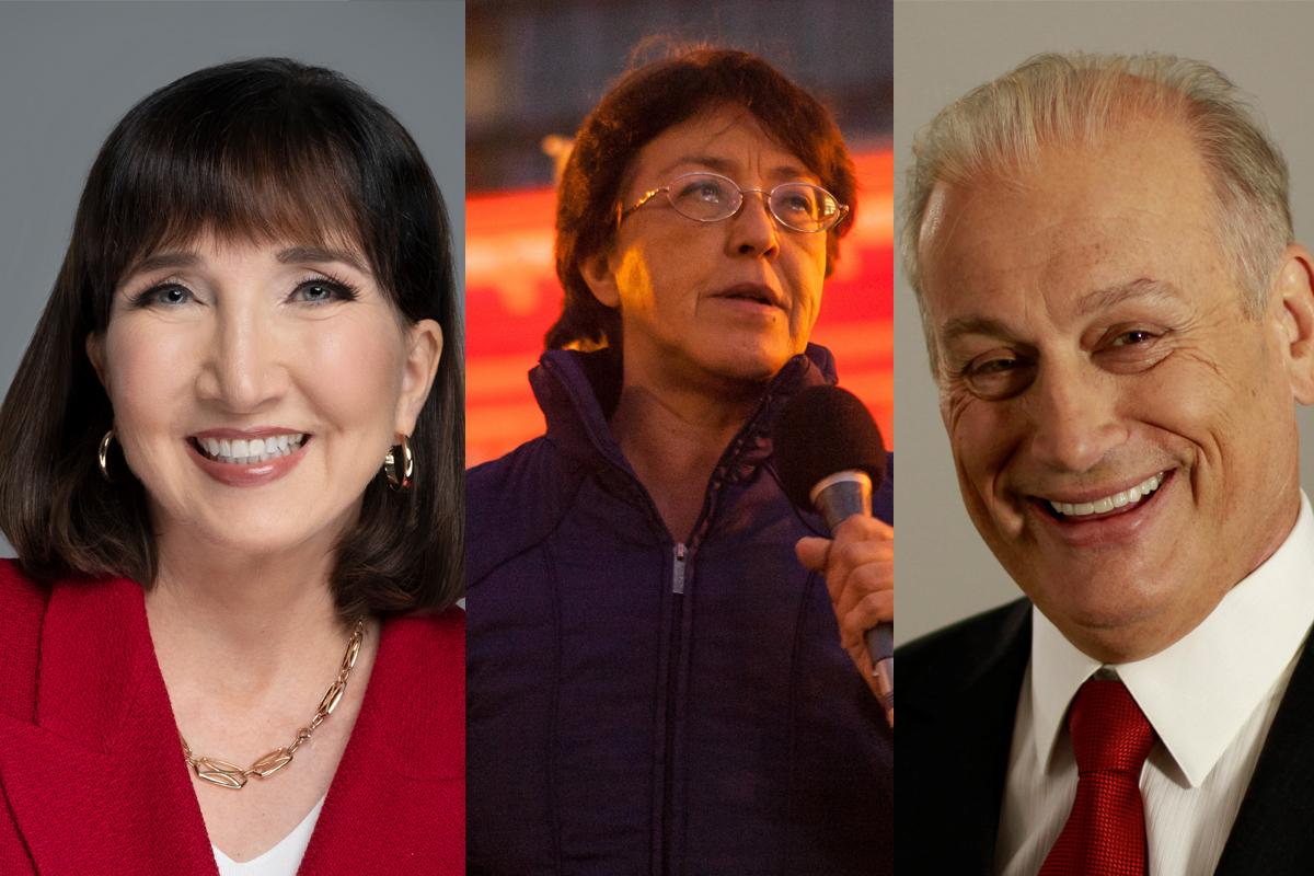 Los otros candidatos a la presidencia de Estados Unidos y cómo afectan a Biden o a Trump