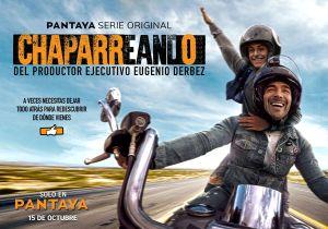 """Omar Chaparro se redescubre en su nueva serie """"Chaparreando"""", producida por Eugenio Derbez"""