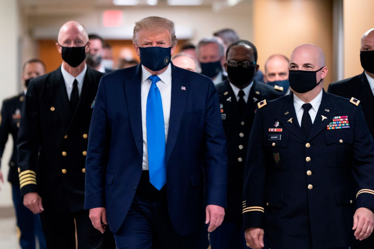 ¿Por qué algunos no creen que Trump dio positivo a coronavirus?; dudas y teorías de conspiración inundan redes sociales
