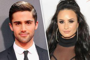 """Demi Lovato es acusada por su ex Max Enrich de """"utilizarlo"""" para ganar notoriedad"""