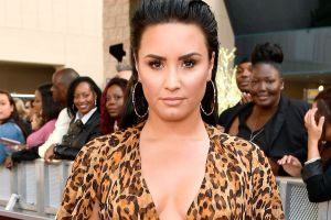 Demi Lovato publica foto con extremo zoom a esta parte de su cuerpo y ni en OnlyFans la verás