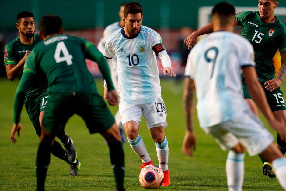 Es fan de Messi y ha recibido amenazas: Preparador físico que tuvo altercado con Leo se confiesa