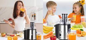 4 extractores de jugos naturales para tener una alimentación balanceada