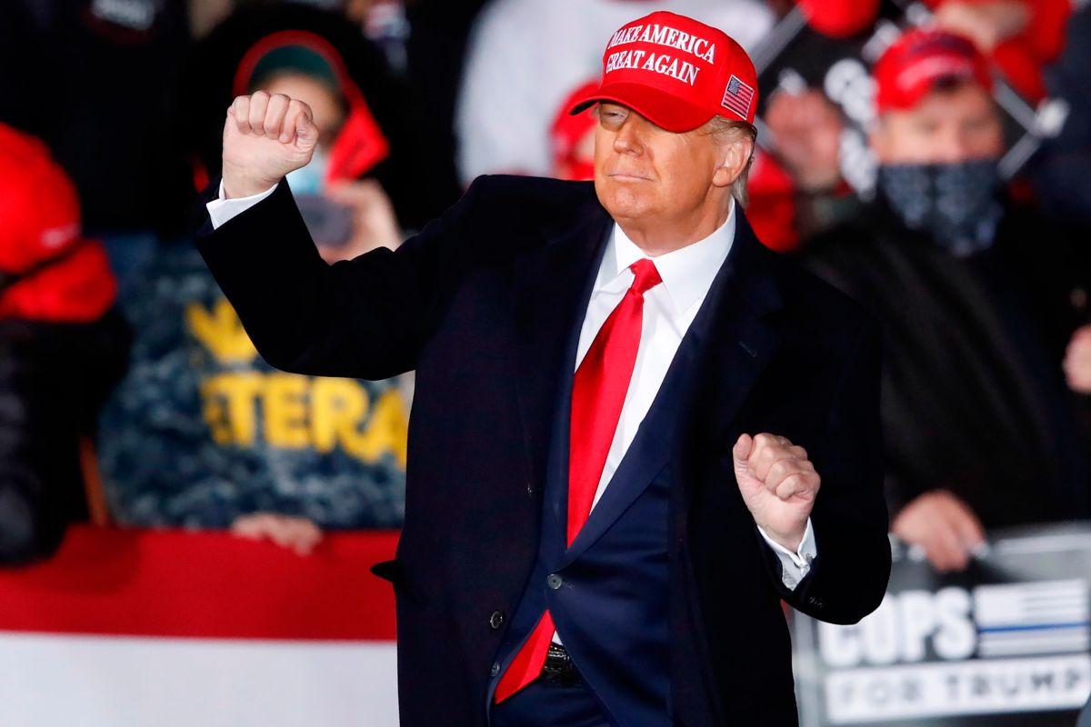 Los $100 millones que le ofrecen a Trump al dejar la presidencia