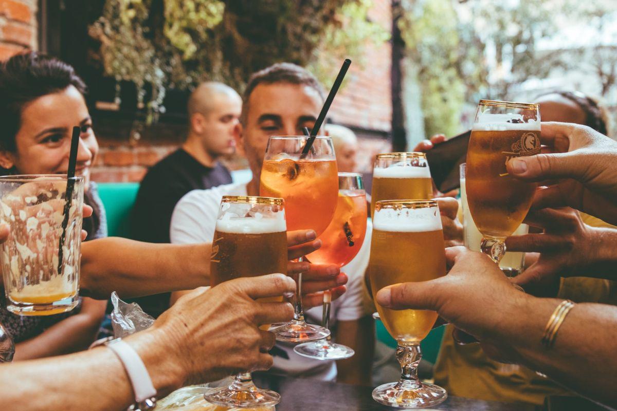 Lo que sucede en el cuerpo al dejar de beber alcohol