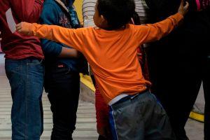 La Patrulla Fronteriza envió a niños centroamericanos sin sus padres a México