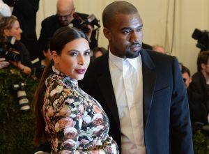 El ajustado vestido de Kim Kardashian que no agradó a Kanye West