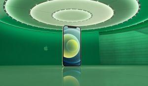 Apple presentó el iPhone 12 con capacidad 5G
