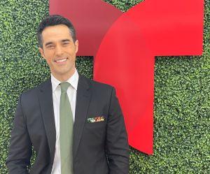 Antonio Texeira, nuevo presentador de 'Al Rojo Vivo' está listo para seguir el legado de María Celeste