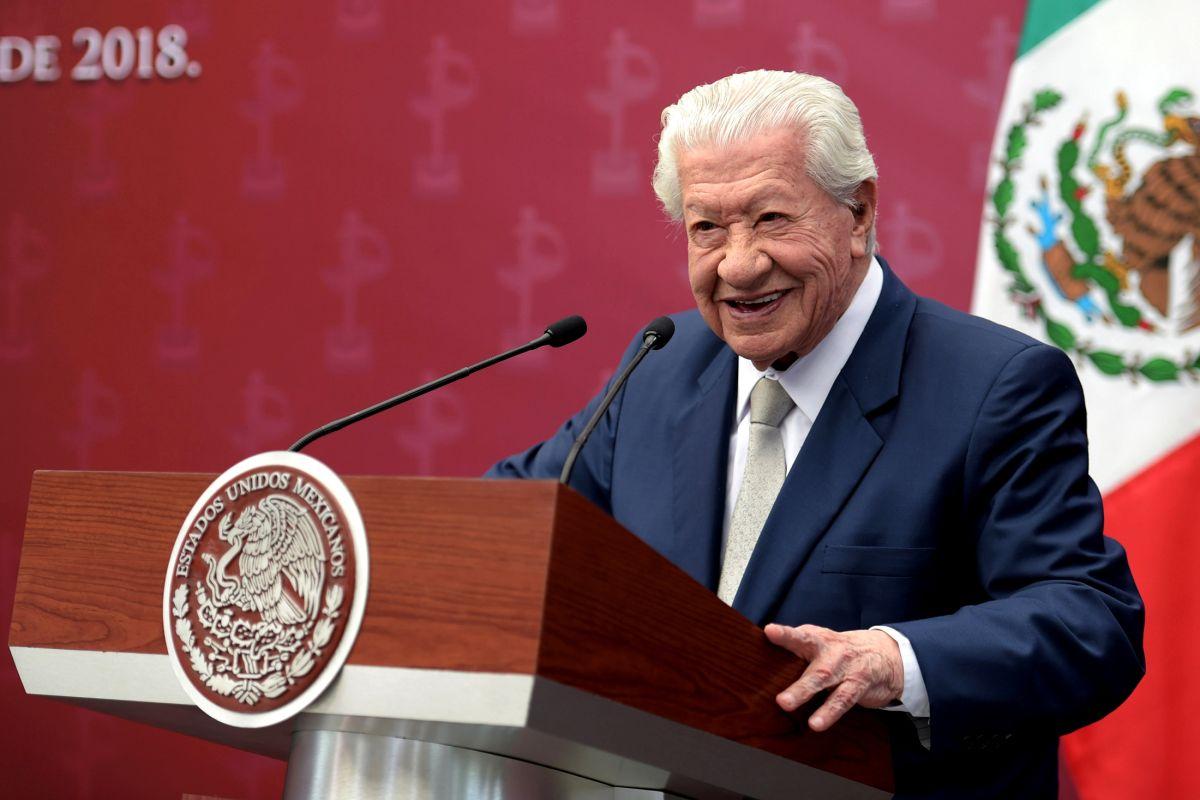A sus 97 años el actor mexicano Ignacio López Tarso superó dificultades respiratorias