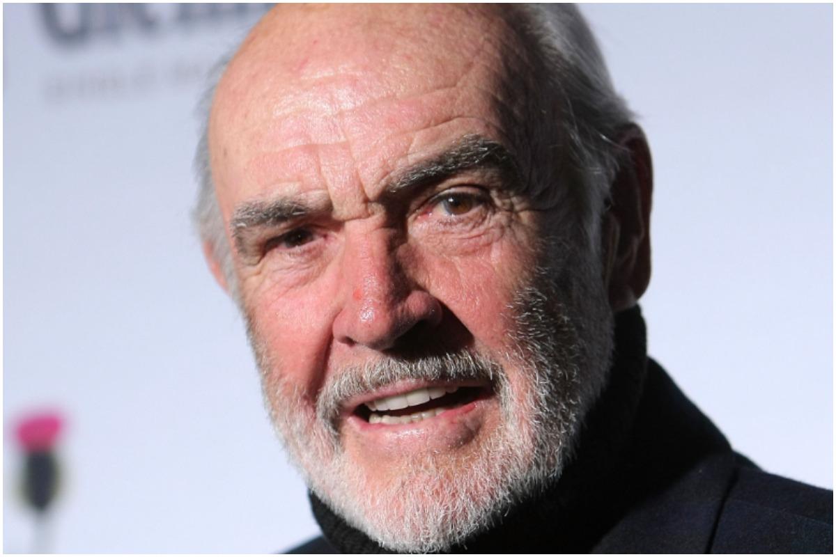 Sean Connery murió de neumonía, reveló su certificado de defunción
