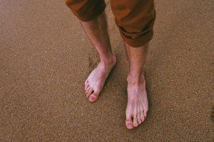 ¿Cuál es el significado de soñar que estás descalzo?