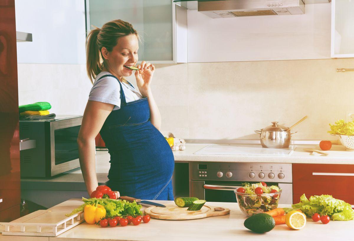 Por qué los probióticos son importantes para mantener el hierro en la dieta de mujeres embarazadas