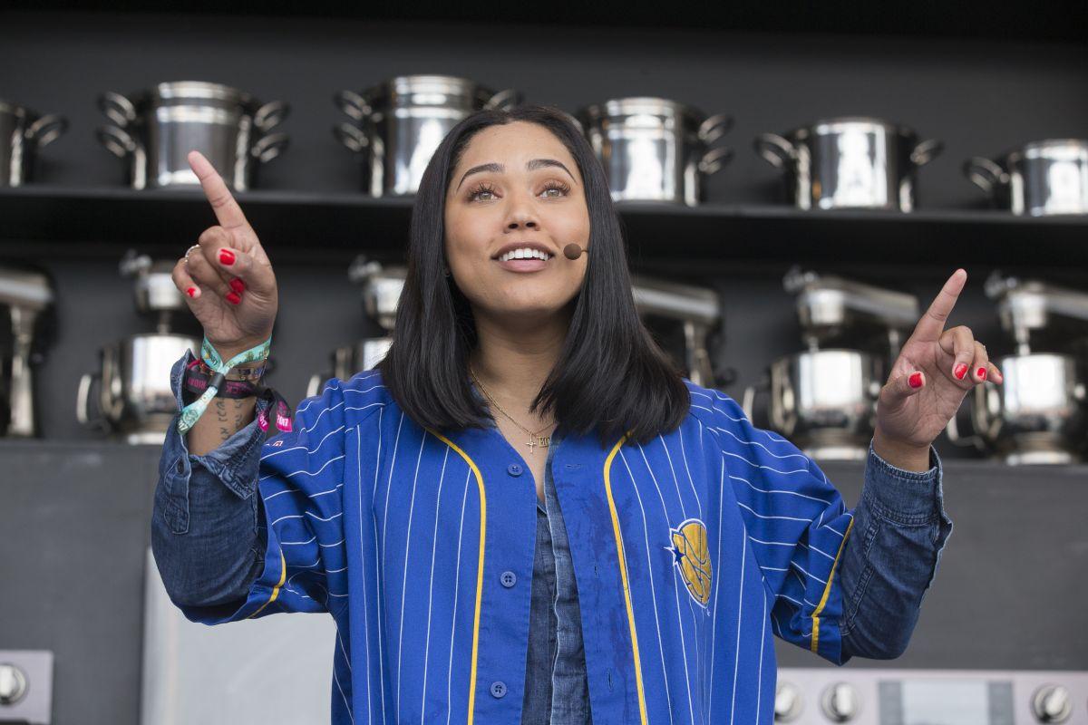 Cuál es la dieta de Ayesha Curry para mantenerse siempre en forma